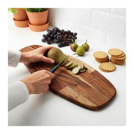 IKEA【FASCINERA】 アカシア/マンゴー材 まな板(大)55cm×22cm カッティングボード/アカシア無垢材/マンゴ無垢材/イケア