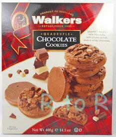 Walkers ウォーカーズ チョコレートクッキー 400g チョコチャンククッキー