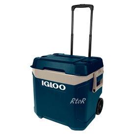 期間限定価格!【送料無料】IGLOO 62qt「MAXCOLD 58L キャスター付き」クーラーボックス/車輪付き/イグルー/イグロー/2020年新色