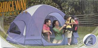 供RIDGEWAY BY KELTY HIGH COUNTRY 3个人使用的背包旅行体育帐篷半圆形屋顶型家庭帐篷