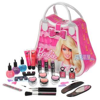 免费为孩子设置的圣诞节说唱 ♪ 化妆 ! 粉色 / 白色刷爆 / 化妆袋 / 化妆 /Barbie / 儿童 / 化妆品