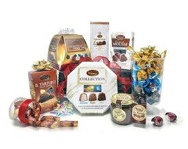 【送料無料】ウィターズ「バスケット入りギフトセット」チョコレート/6種類合計1400g ホワイトデー/プレゼント
