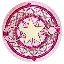 魔法陣 カーペット チェアマット 防音対策 直径60cm(ピンク)アニメ 魔術 召喚