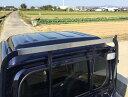 S500P/S510P用ハイゼットジャンボ・ハイルーフ 鳥居カバー 笠木  ステンレスカバー ヘアライン柄