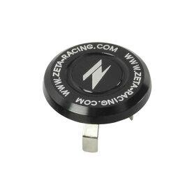 ジータ ステアリングステムキャップ ブラック 13.0-17.5mm ハンドルステム