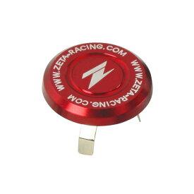 ジータ ステアリングステムキャップ レッド 13.0-17.5mm ハンドルステム
