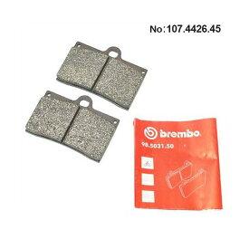 ブレンボ ブレーキパッド 107.4426.45 対応キャリパー 4POT 1ピン 30/34mm 40mmピッチ用 リペアパーツ brembo 107.4426.45