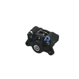 ブレンボ brembo 2ピストン キャリパー 新カニ ブラック 32mm キャスティング 84mmピッチ 20.B851.53