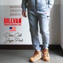 BILLVAN ダイバージャージ風 ジョガーパンツ ビルバン アメカジ メンズ