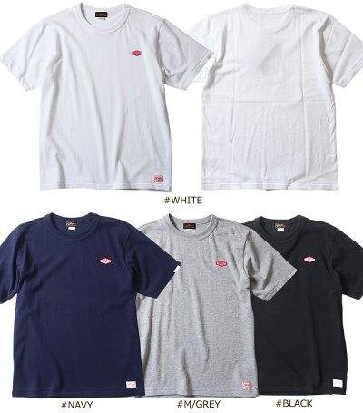 TシャツBILLVANダイヤロゴワッペンヘビーTシャツ190418ビルバンメンズ