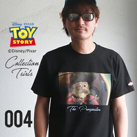 BILLVAN トイ・ストーリー コレクションTシャツ プロスペクター ビルバン TOY STORY トイ・ストーリー アメカジ