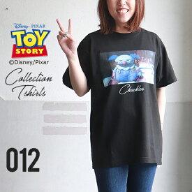 BILLVAN トイ・ストーリー コレクションTシャツ チャックルズ ビルバン トイストーリー TOYSTORY アメカジ