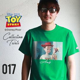 BILLVAN トイ・ストーリー コレクションTシャツ アンディ ビルバン TOY STORY トイ・ストーリー アメカジ