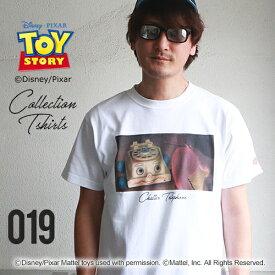 BILLVAN トイ・ストーリー コレクションTシャツ チャッターフォン ビルバン トイストーリー TOYSTORY アメカジ