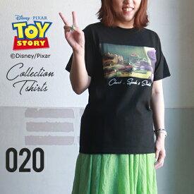 BILLVAN トイ・ストーリー コレクションTシャツ チャンク・スパークル・ストレッチ ビルバン TOY STORY トイストーリー