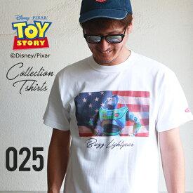 BILLVAN <トイ・ストーリー> コレクションTシャツ / バズ・ライトイヤー トイストーリー ビルバン TOYSTORY