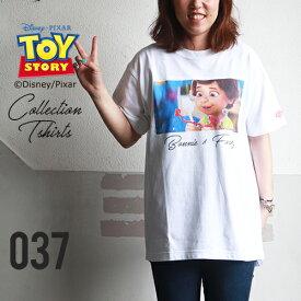 BILLVAN <トイ・ストーリー> コレクションTシャツ / ボニー&フォーキー TOYSTORY トイストーリー ビルバン アメカジ