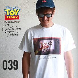BILLVAN <トイ・ストーリー> コレクションTシャツ / デューク・カブーン TOYSTORY トイストーリー ビルバン アメカジ