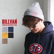 ニット帽BILLVANオリジナルダイヤロゴワッチキャップビーニーメンズアメカジビルバン