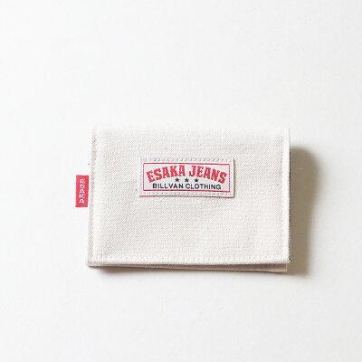 江坂ジーンズ日本製デニム・ウォバッシュ・帆布カードケースアメカジビルバン送料無料