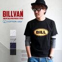 Tシャツ BILLVANアメリカンスタンダード/BILL/プリントTシャツ/28130