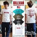 Tシャツ BILLVAN ロゴ ビルバンモーターズ 両面プリントTシャツ 300310 ビルバン メンズ アメカジ 2018春夏新作 父の日