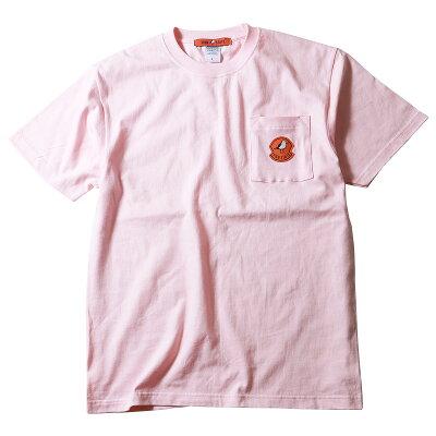SIGNSTATEヘビーボディ10カラーポケット付きTシャツサインステートアメカジサーフメンズポケットTシャツ