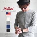 クリックポスト アメカジ Tシャツ BILLVAN ワッフル フィットスタイル 7分袖Tシャツ アメカジ パックシリーズ メンズ アメカジ