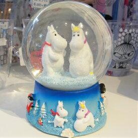 ムーミン:Moomin スノードーム インポート フィンランド TMF社 ムーミン雑貨【あす楽対応】