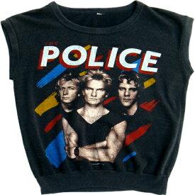 【SALE】【大幅値下げ】【POLICE】ポリスビンテージロックスウェット【中古】