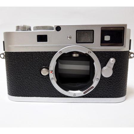 オーバーホール済み【Leica】 ライカ M9-P シルバークローム (中古 1年保証 2019年12月まで)【中古】