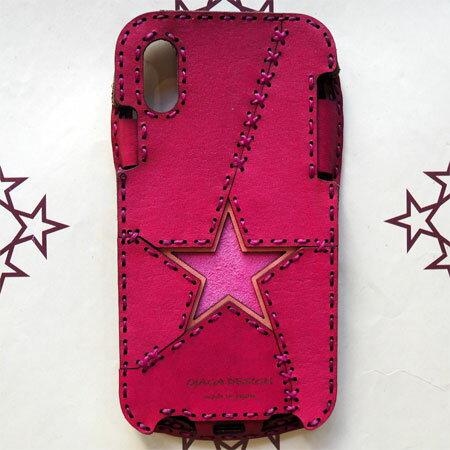 【OJAGA DESIGN】 オジャガ デザインiPhone X/XS ケース FRANKLINAアイフォンケース