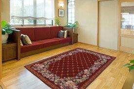お部屋のアクセントにピッタリなラグ 華やかで肌触り柔らかなゴブラン織り デザイン、サイズ豊富です 240×240cm【RCP】【532P26Feb16】