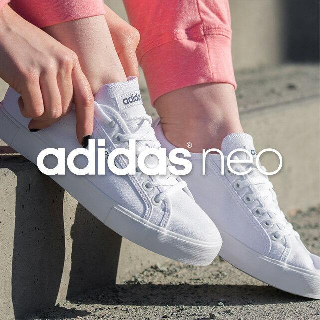 ☆アディダス レディース スニーカー ネオソール W 女性の足型を最優先に考え作られたタウンシューズ adidas NEOSOLE