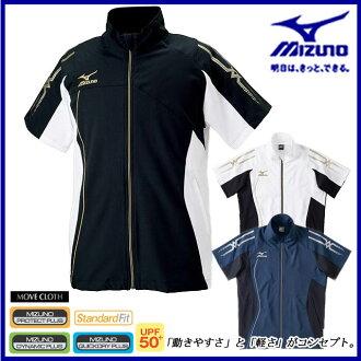 美津浓美津浓篮球服装32MC5031 muvukurosushatsu短袖运动衫训练马拉松跑步跑步人