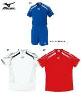 ★☆MIZUNO(ミズノ)サッカー62HV110ゲームシャツ