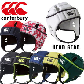 カンタベリー ラグビー ヘッドギア ヘッドキャップ HEAD CAP サクラ WORLD RUGBYタグ付 canterbury AA09556
