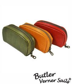 牛革 デジカメケース レザーポーチ 日本製 バトラーバーナーセイルズ ButlerVernerSails / 鞄 カバン ポーチ 収納 バッグインバッグ カメラケース おしゃれ アウトドア カジュアル 30代 40代 50代 ファッション ブランド
