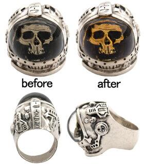 sv925リング指輪/クレイジーピッグCRAZYPIG/メジャートムリング指輪リングメンズリングレディースおしゃれ正規品プレゼントシルバー925