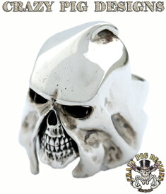 クレイジーピッグ 「正規販売認定店」 シルバー925 リング メンズ シルバーリング 指輪 / CRAZY PIG ギャロウズリング 【 正規品 指輪 メンズリング レディースリング おしゃれ かっこいい 人気 ブランド JAS刻印 】