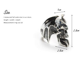 sv925リング指輪/クレイジーピッグCRAZYPIG/ルシファーリング指輪リングメンズリングレディースおしゃれ正規品プレゼントシルバー925