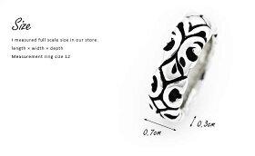 sv925リング指輪/クレイジーピッグCRAZYPIG/ラージチューダーバンドリング指輪リングメンズリングレディースおしゃれ正規品プレゼントシルバー925