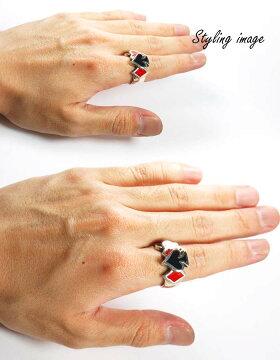 sv925リング指輪/クレイジーピッグCRAZYPIG/4エースリング指輪リングメンズリングレディースおしゃれ正規品プレゼントシルバー925