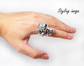 sv925リング指輪/クレイジーピッグCRAZYPIG/サイボーグリング指輪リングメンズリングレディースおしゃれ正規品プレゼントシルバー925