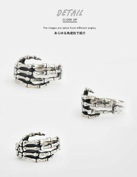 sv925リング指輪/クレイジーピッグCRAZYPIG/スモールボーンハンドリング指輪リングメンズリングレディースおしゃれ正規品プレゼントシルバー925