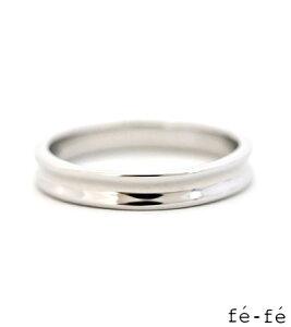 送料無料 シルバー925 リング 指輪 / fe-fe フェ-フェ/ ステンレスリング ライン メンズ 【 fefe 指輪 スチールリング メンズ レディース リング おしゃれ 敬老の日 】
