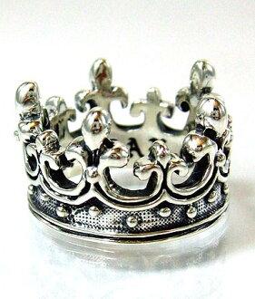 皇家的訂貨環ROYAL ORDER戒指600分刊登銀子925/fureakuraunringugifutopurezento