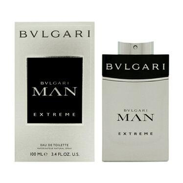新入荷 ブルガリ 香水 フレグランス 化粧品 美容 コスメ マン エクストレーム EDT/100mL メンズ レディース イタリアブランド
