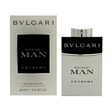 新入荷 ブルガリ 香水 フレグランス 化粧品 美容 コスメ マン エクストレーム EDT/60mL メンズ レディース イタリアブランド