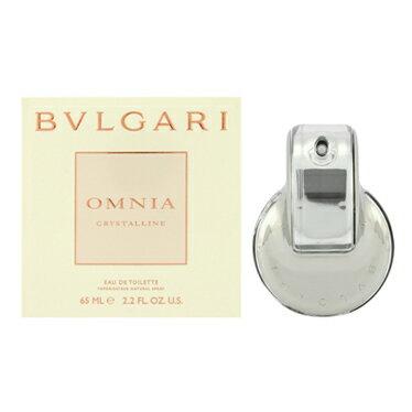 新入荷 ブルガリ 香水 フレグランス 化粧品 美容 コスメ オムニア クリスタリン EDT/65mL メンズ レディース イタリアブランド